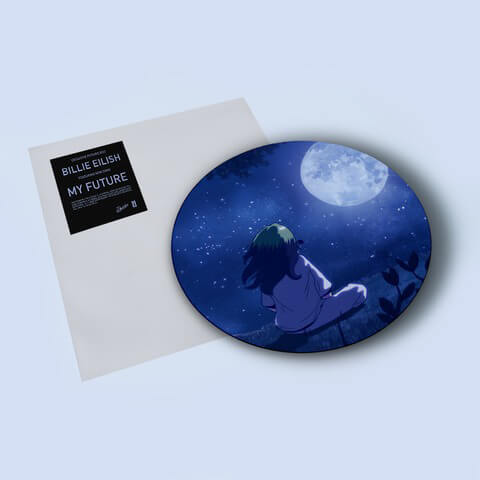 √My Future (7'' Picture Disc) von Billie Eilish - LP jetzt im Billie Eilish Shop