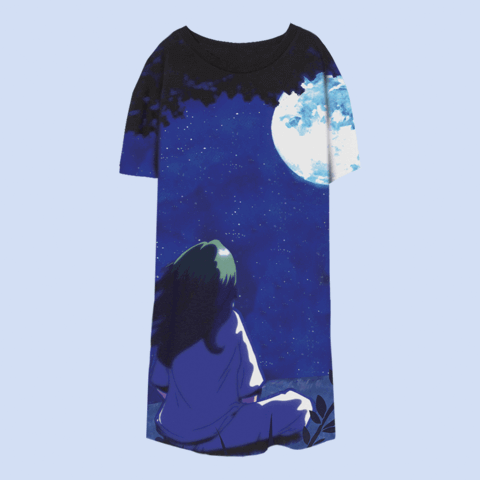 √My Future von Billie Eilish - Sleep Tee jetzt im Billie Eilish Shop