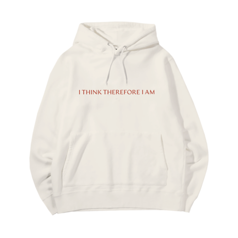 √I Think Therefore I Am von Billie Eilish - Hoodie jetzt im Billie Eilish Shop
