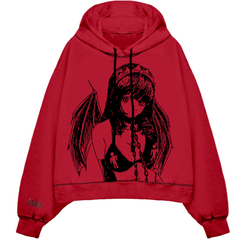 √Princess Blurry von Billie Eilish - Hooded Sweatshirt jetzt im Billie Eilish Shop