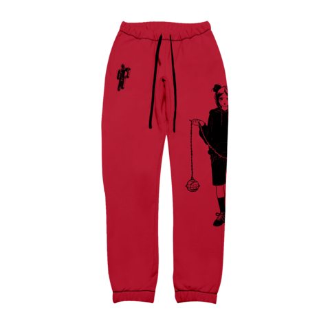 √Leave Me Alone von Billie Eilish - Sweatpants jetzt im Billie Eilish Shop