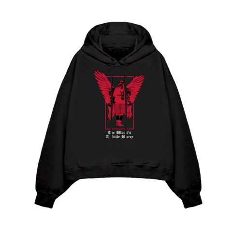 √Billie's Angel von Billie Eilish - Hooded Sweatshirt jetzt im Billie Eilish Shop
