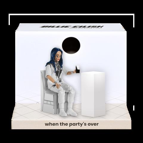 When The Party Is Over von Billie Eilish - Figur jetzt im Billie Eilish Shop