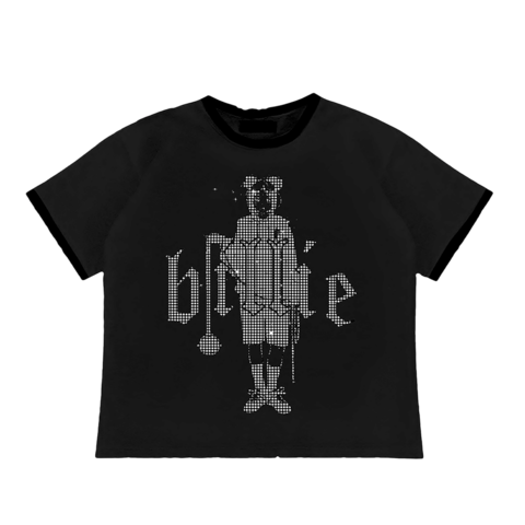 √Limited Leave Me Alone Rhinestone von Billie Eilish - T-Shirt jetzt im Billie Eilish Shop