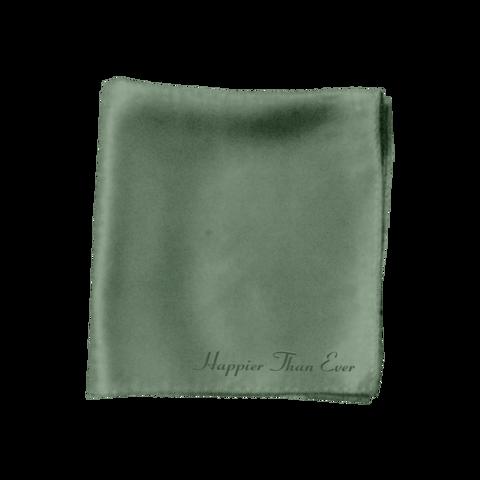 Happier Than Ever von Billie Eilish - Satin Bandana jetzt im Billie Eilish Shop