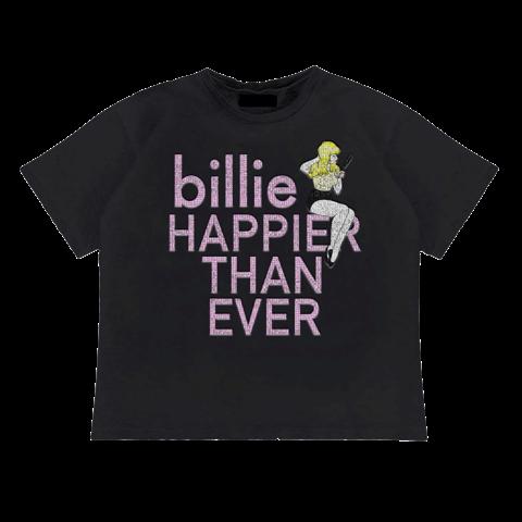 Pretty Boy Rhinestone (Limited Edition) by Billie Eilish - t-shirt - shop now at Billie Eilish store