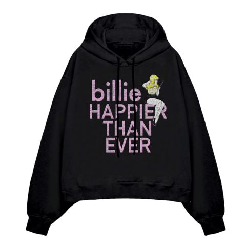 Pretty Boy Rhinestone (Limited Edition) by Billie Eilish - Hoodie - shop now at Billie Eilish store