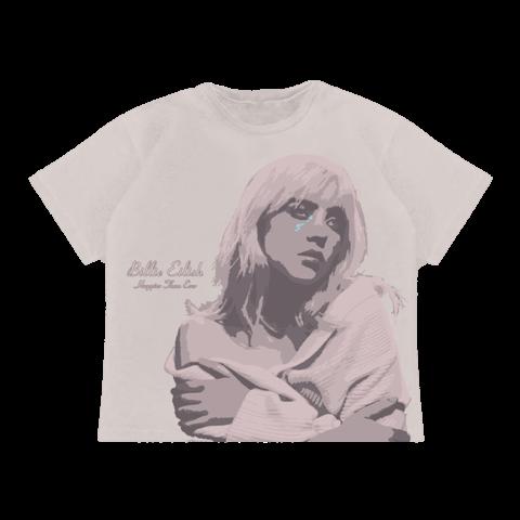 √Mauve Crying von Billie Eilish - t-shirt jetzt im Billie Eilish Shop