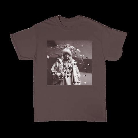 BROUGHT YOU FLOWERS von Billie Eilish - T-Shirt jetzt im Billie Eilish Store