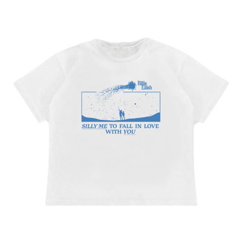 Silly Me by Billie Eilish - t-shirt - shop now at Billie Eilish store