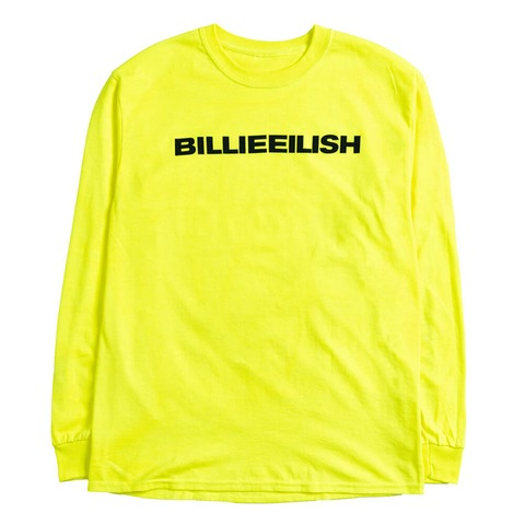 √dont smile at me von Billie Eilish - Unisex Longsleeve jetzt im Billie Eilish Shop