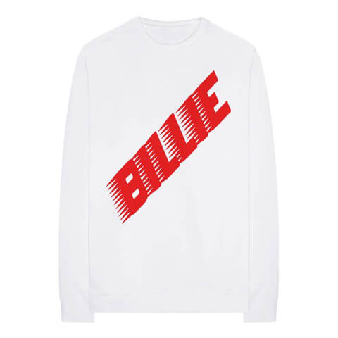 √Billie Racer Logo von Billie Eilish - Long-sleeve jetzt im Billie Eilish Shop