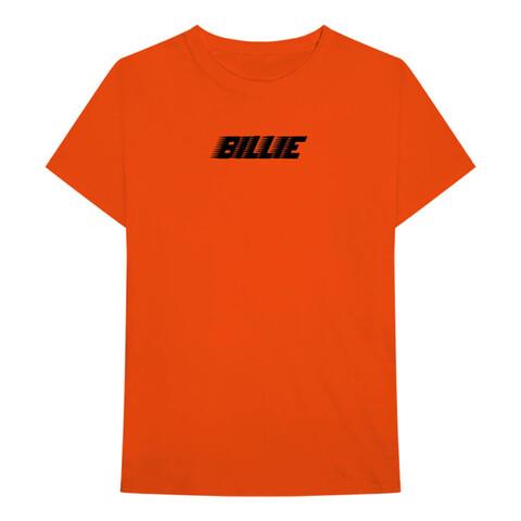 √Billie Racer Logo von Billie Eilish - T-Shirt jetzt im Billie Eilish Shop