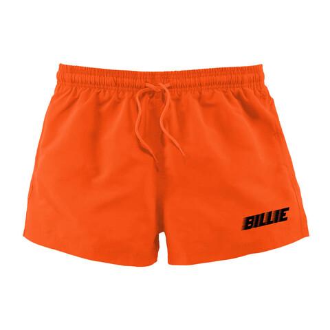 √Billie Racer Logo von Billie Eilish - Shorts jetzt im Billie Eilish Shop