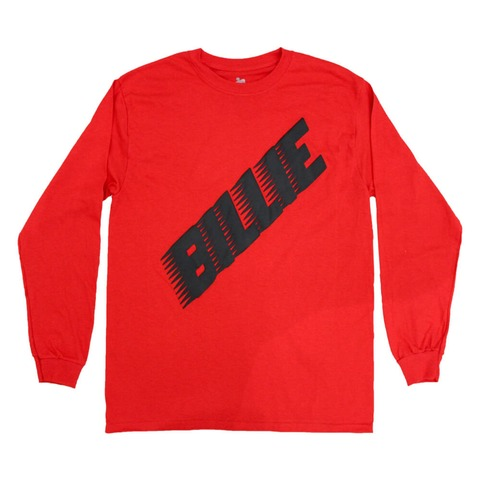 √Red Billie von Billie Eilish - Long-sleeve jetzt im Billie Eilish Shop