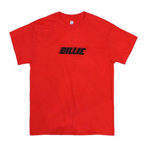Red Billie von Billie Eilish - T-Shirt jetzt im Billie Eilish Shop