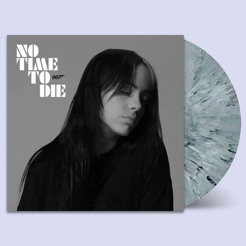 √No Time To Die (Ltd. Coloured 7'' Vinyl) von Billie Eilish - LP jetzt im Billie Eilish Shop