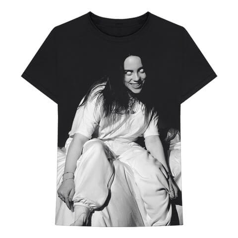 √Where Do We Go von Billie Eilish - T-Shirt jetzt im Billie Eilish Shop