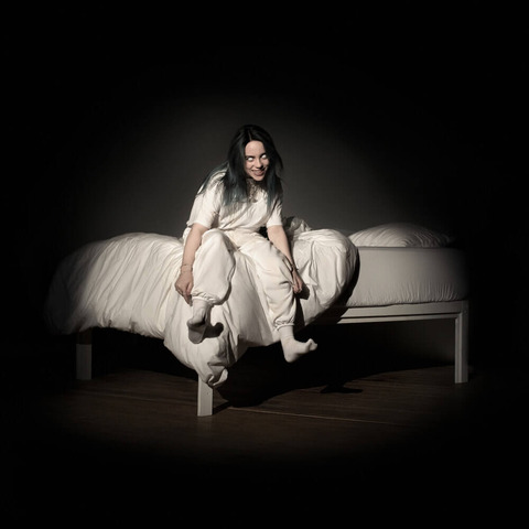 √When We All Fall Asleep, Where Do We Go? von Billie Eilish - CD jetzt im Billie Eilish Shop