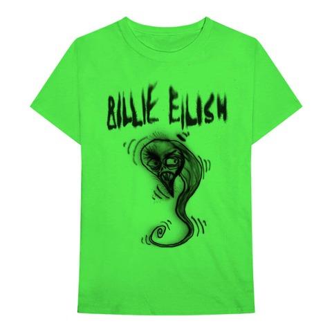 √Ghouls Character von Billie Eilish - Unisex Shirt jetzt im Billie Eilish Shop