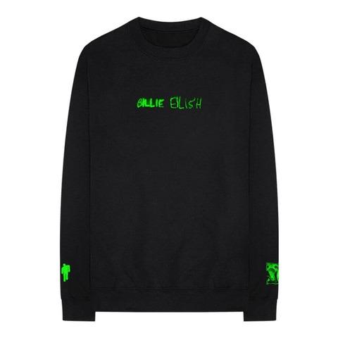 √Ghouls Name von Billie Eilish - Unisex Longsleeve jetzt im Billie Eilish Shop