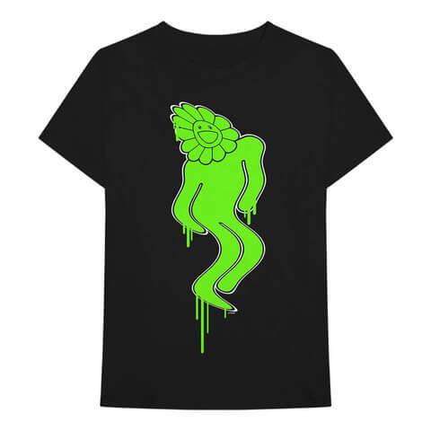 √Melted Blohsh von Billie Eilish - Unisex Shirt jetzt im Billie Eilish Shop
